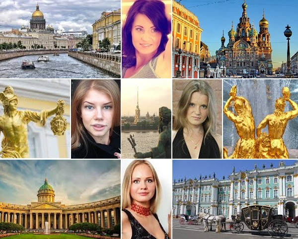 viaje San Petersburgo