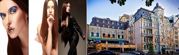 Viaje a Kiev, conocer modelos ucranianas