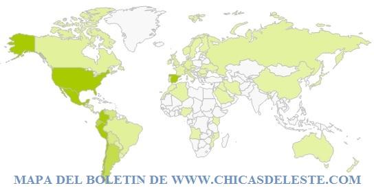 mapa de boletines