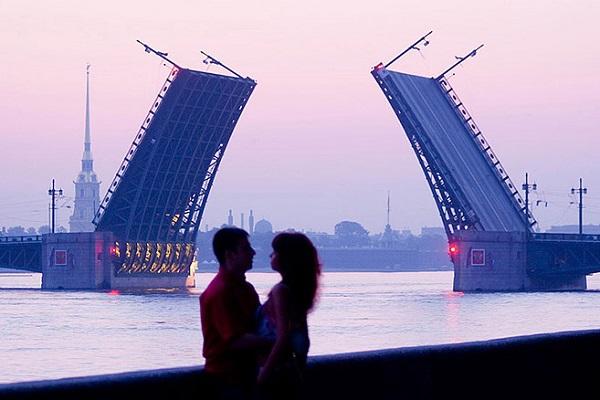 noches blancas de San Petersburgo