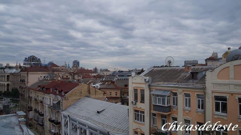 Tejados de Kiev