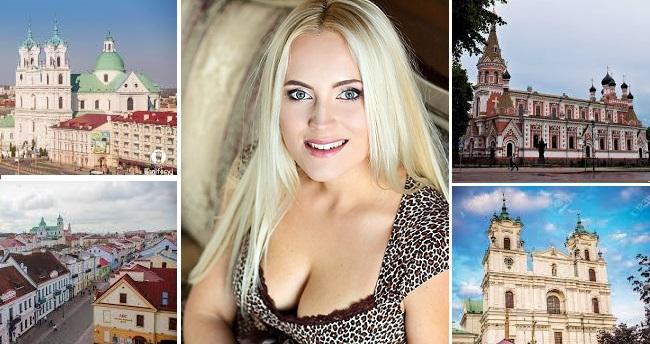 viaje a Grodno, para conocer chicas bielorrusas