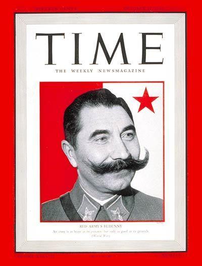 Portadas de la revista TIME sobre la URSS C14
