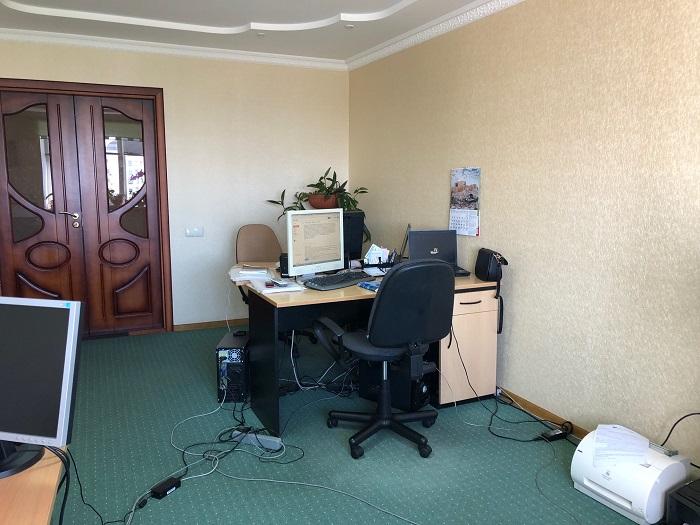 oficina de Khmelnitskiy, Ucrania
