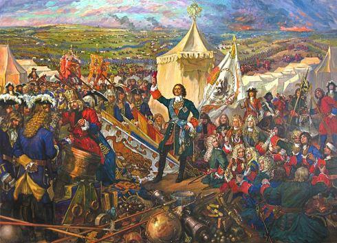 Batalla de Poltava