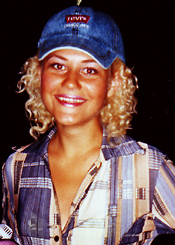 Yulya, Kiev / 1985-02-22 / 168 / 55