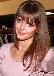 Yulia, Mariupol / 1985-08-12 / 170 / 55