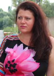 Svetlana, Marganets, Dnipro region / 1975-08-22 / 170 / 70